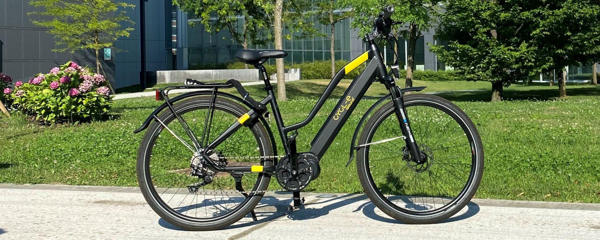 Italwin Trail Ultra, con motore centrale da 90 Nm di potenza