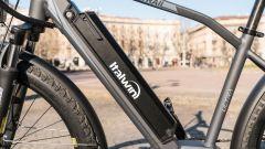 Italwin Trail Ultra: la batteria