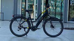 Italwin Trail Ultra, la ebike scelta da Pirelli per il servizio di sharing Cycl-e around
