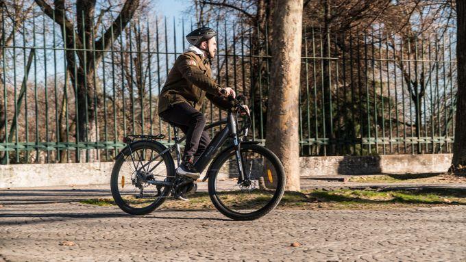 Italwin Trail Ultra: ottima per muoversi in città
