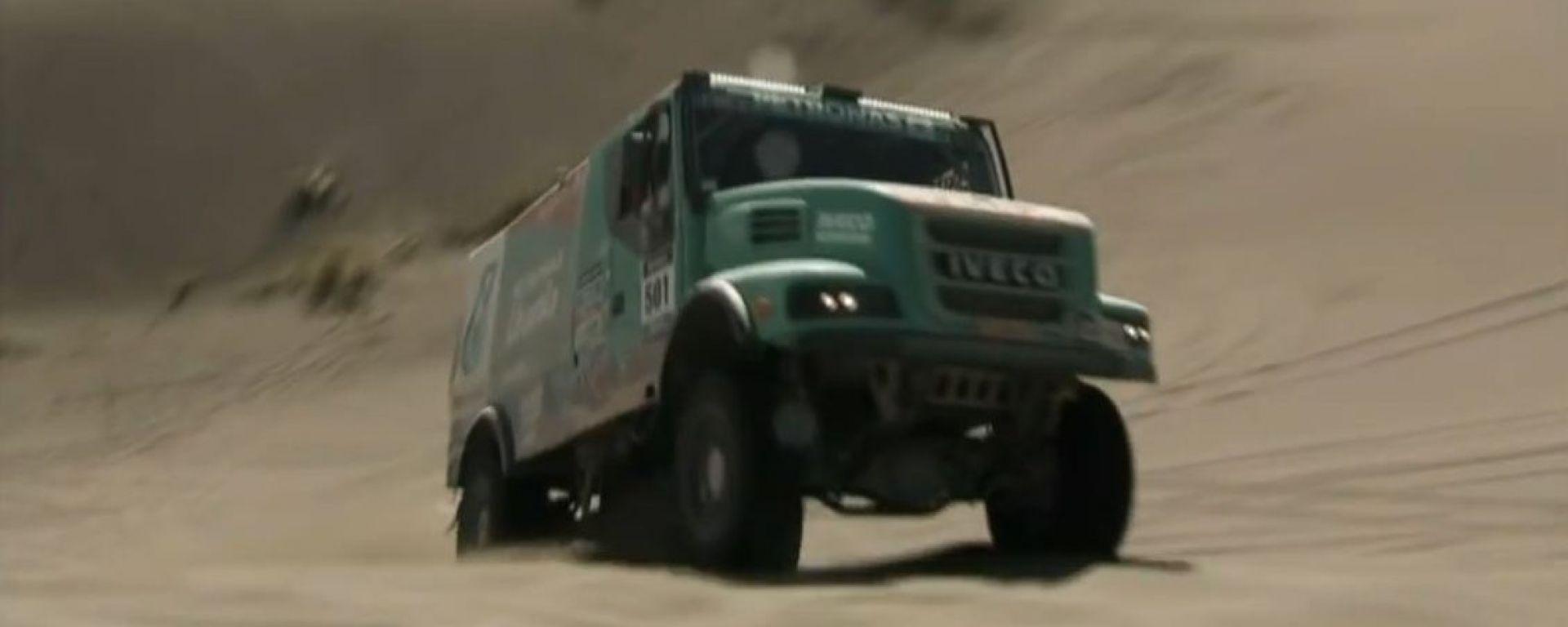 Iveco Dakar 2014