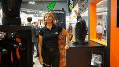 IX-Airbag U03: a Eicma l'airbag elettronico per la giacca moto - Immagine: 1