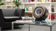 iXoost Pirelli P Zero Sound: un altoparlante Bluetooth da Formula 1