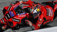 MotoGP Test Losail 2021, la terza giornata in pista in Qatar