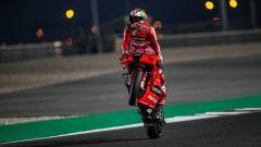 MotoGP Test Losail 2021, la quarta giornata in pista in Qatar