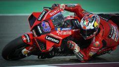 MotoGP Qatar 2021, FP2: Super Ducati, davanti Miller e Bagnaia