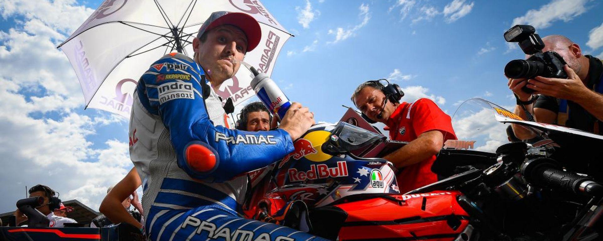 Jack Miller (Pramac Racing) rinnova con Ducati. Il 2020 sarà il terzo anno con Borgo Panigale