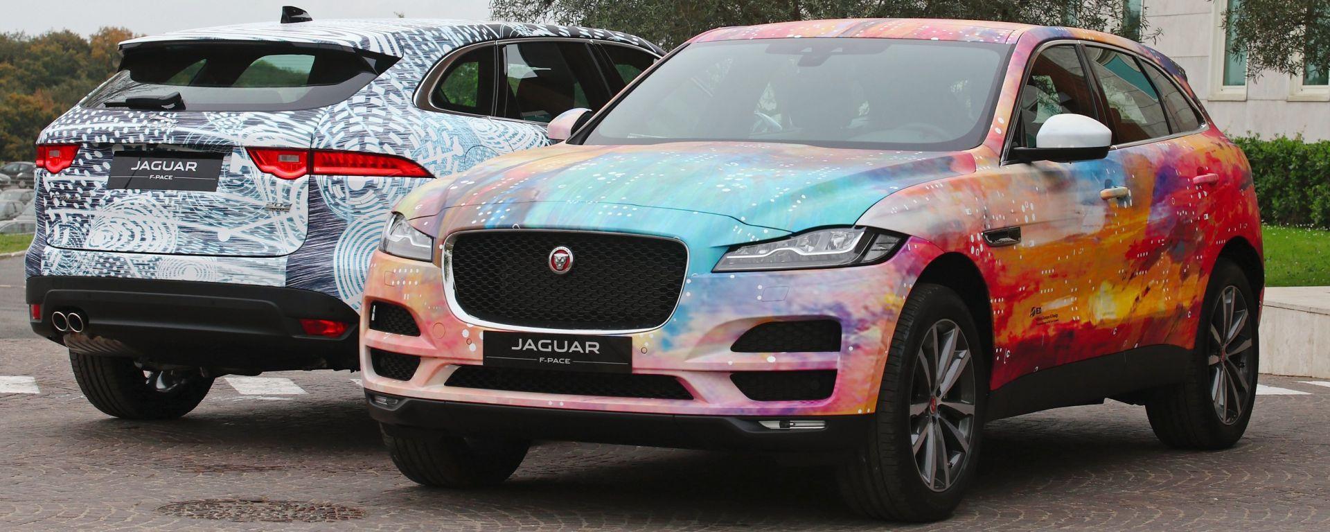 Jaguar: al FuoriSalone 2016 insieme a IED Torino