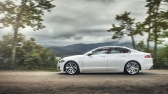 Jaguar XF e XJ All-Wheel Drive - Immagine: 22