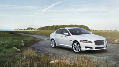 Jaguar XF e XJ All-Wheel Drive - Immagine: 21