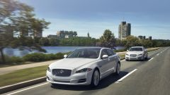 Jaguar XF e XJ All-Wheel Drive - Immagine: 7