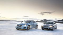 Jaguar XF e XJ All-Wheel Drive - Immagine: 1