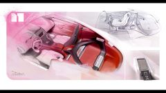 Jaguar C-X16 Concept: le foto ufficiali in HD - Immagine: 40