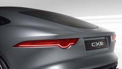 Jaguar C-X16 Concept: le foto ufficiali in HD - Immagine: 27