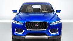 Jaguar C-X17 Concept, nuove immagini - Immagine: 16