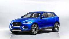 Jaguar C-X17 Concept, nuove immagini - Immagine: 14