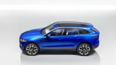 Jaguar C-X17 Concept, nuove immagini - Immagine: 15