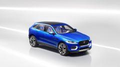 Jaguar C-X17 Concept, nuove immagini - Immagine: 18