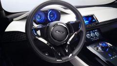 Jaguar C-X17 Concept, nuove immagini - Immagine: 28