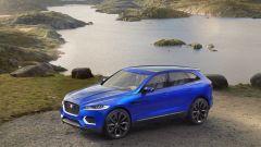 Jaguar C-X17 Concept, nuove immagini - Immagine: 9