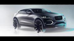 Jaguar C-X17 Concept, nuove immagini - Immagine: 41