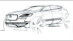 Jaguar C-X17 Concept, nuove immagini - Immagine: 42