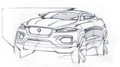 Jaguar C-X17 Concept, nuove immagini - Immagine: 43