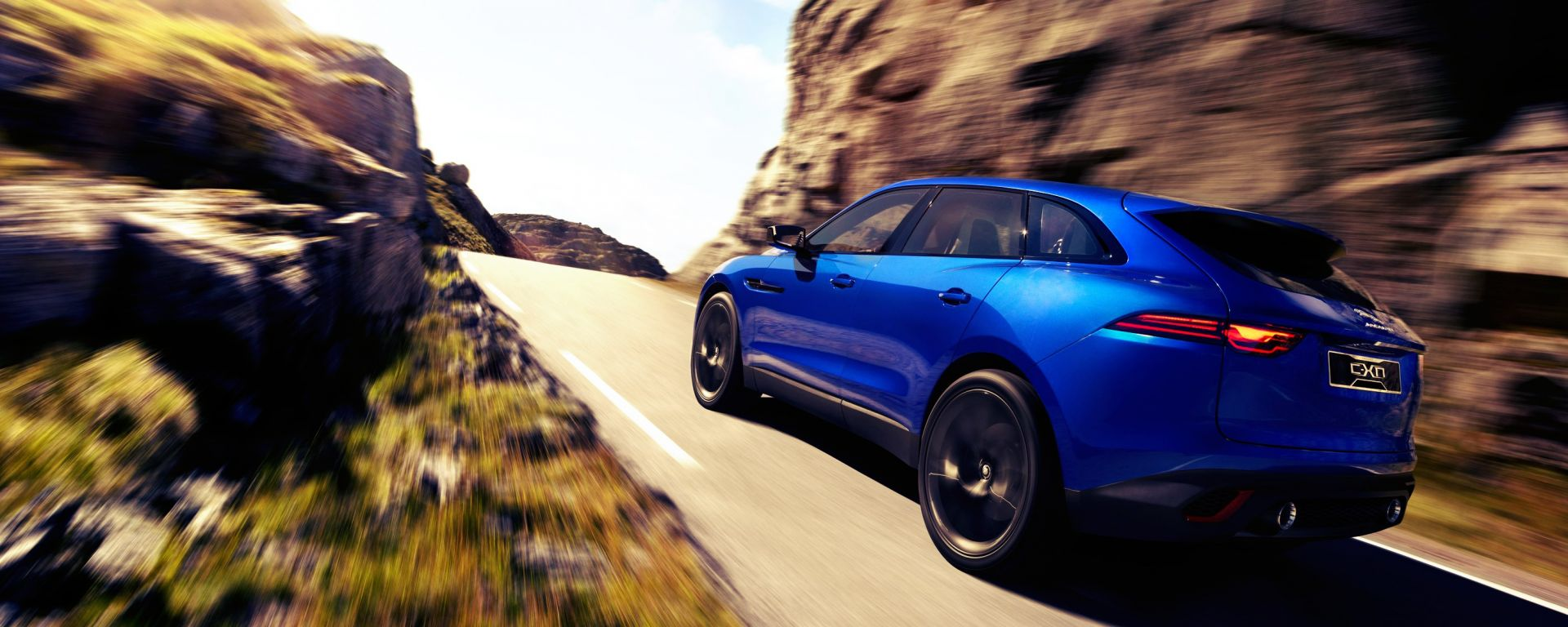 Jaguar C-X17 Concept, nuove immagini