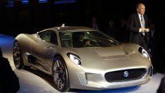 Jaguar C-X75 Concept - Immagine: 70