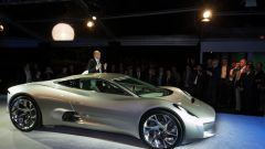 Jaguar C-X75 Concept - Immagine: 74