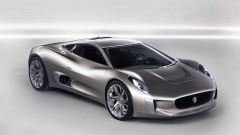 Jaguar C-X75 Concept - Immagine: 2