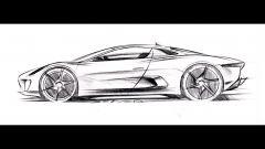 Jaguar C-X75 Concept - Immagine: 16