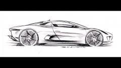 Jaguar C-X75 Concept - Immagine: 15