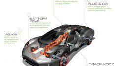 Jaguar C-X75 Concept - Immagine: 19