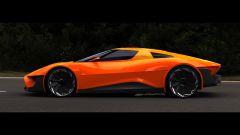 Jaguar C-X75 Concept - Immagine: 24
