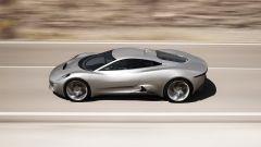 Jaguar C-X75: dal sogno alla realtà - Immagine: 25