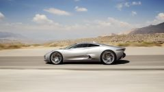 Jaguar C-X75: dal sogno alla realtà - Immagine: 8