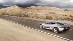 Jaguar C-X75: dal sogno alla realtà - Immagine: 7