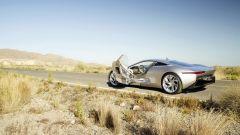 Jaguar C-X75: dal sogno alla realtà - Immagine: 5