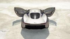 Jaguar C-X75: dal sogno alla realtà - Immagine: 11