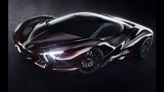 Jaguar XJ200: ecco come potrebbe essere la sua erede - Immagine: 2