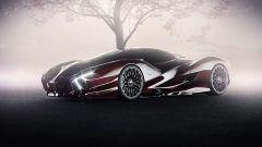Jaguar XJ200: ecco come potrebbe essere la sua erede - Immagine: 8