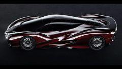 Jaguar XJ200: ecco come potrebbe essere la sua erede - Immagine: 12