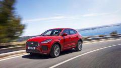 Jaguar E-Pace, il baby Suv del Giaguaro presto al debutto