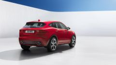 Jaguar E-Pace, il bagagliaio è di 577 litri