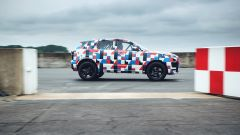 Jaguar E-Pace, il muletto adottato per le prove