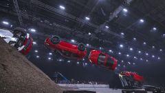 Jaguar E-Pace in volo