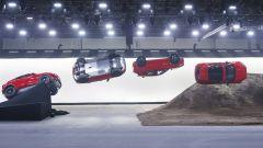 Jaguar E-Pace nel Guinness dei primati per questa acrobazia - Immagine: 1