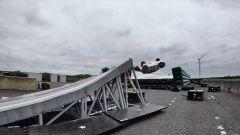 Jaguar E-Pace, per il salto da Guinness sei mesi di preparazione