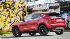 Jaguar E-Pace | Il cucciolo di giaguaro graffia   - Immagine: 19